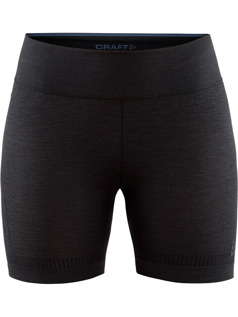 Craft W's Fuseknit Comfort Boxer Black